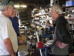 John Shorten's workshop